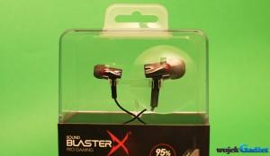 Creative Sound BlasterX Pro Gaming P5 – dokanałowe słuchawki gamingowe