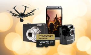 TRANSCEND – karty microSD do materiałów 4K