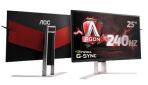 Monitor z odświeżaniem 240 Hz i G-SYNC od AOC