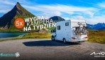 Odjazdowe wakacje z Mio – weź udział w konkursie i wygraj podróż kamperem!