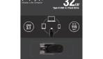 PNY Elite Type-C 3.1 nowy Flash na USB 3.1. z USA
