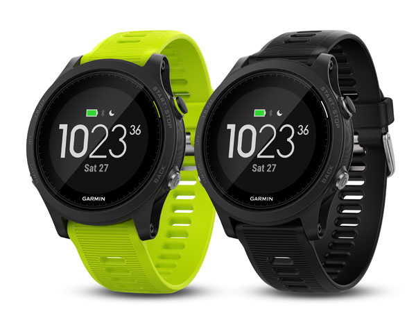 Forerunner® 935 –najwyższej klasy biegowy i triathlonowy zegarek GPS z pomiarami wydolności i nadgarstkowym pomiarem tętna