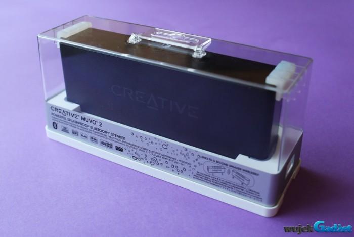Creative Muvo 2 – test przenośnego głośnika z wbudowanym odtwarzaczem mp3