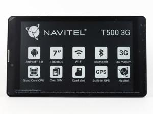 W domu i podróży z NAVITEL T500 3G