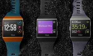 Ionic – nowy smartwatch od Fitbit mierzący kondycję i postępy w treningu