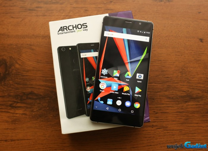Archos 55 Diamond Selfie – test smartfona kładącego nacisk na Selfie