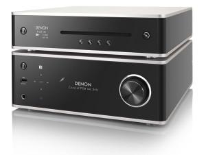 Denon rozszerza swoją linię Design Series o dwa nowe wzmacniacze oraz odtwarzacz CD oferując prawdziwe Hi-Fi dla współczesnego stylu życia.