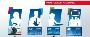 Monitor szyty na miarę, czyli na jakie cechy zwracać uwagę przy wyborze idealnego monitora