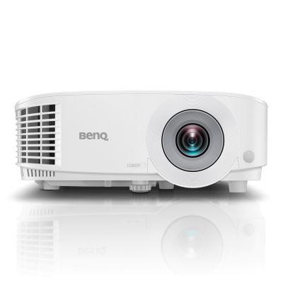 Trzy nowe projektory biznesowe BenQ  3500-4000 ANSI lumenów z lampą o żywotności do 15 tys. godzin pracy