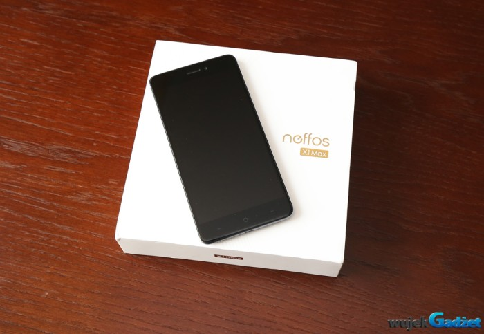 Neffos X1 Max – test flagowego smartfona TP-Link