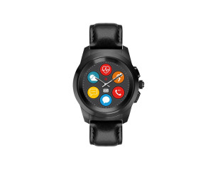 MyKronoz ZeTime Premium – smartwatch z prawdziwymi wskazówkami