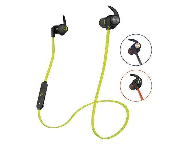 Creative prezentuje  nowe słuchawki douszne klasy audiofilskiej i promuje słuchawki sportowe Creative Outlier Sports