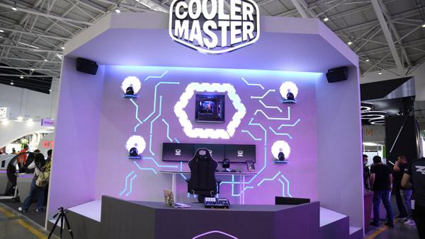 Peryferia Cooler Master podczas Computexu