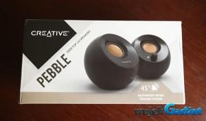 Test niewielkich głośników Creative Pebble 2.0