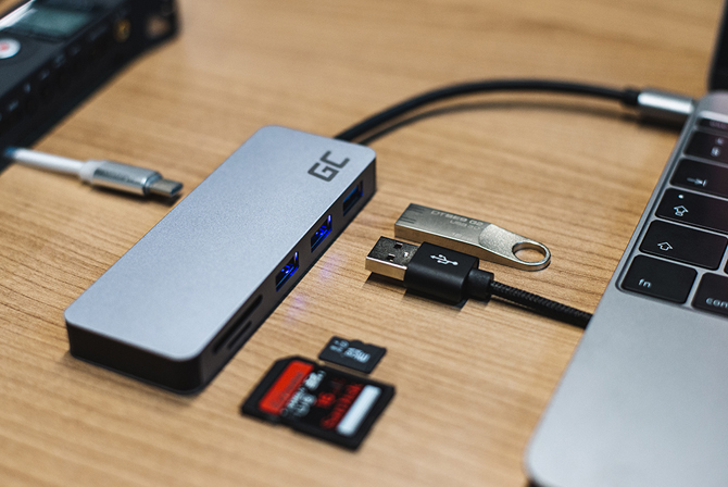 Green_Cell_hub_USB-2