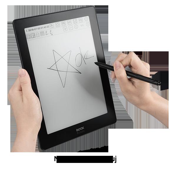 Onyx Boox Note S – innowacyjny czytnik w mniejszym wydaniu
