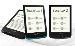 Superlekkie i kompaktowe czytniki PocketBook wchodzą na rynek