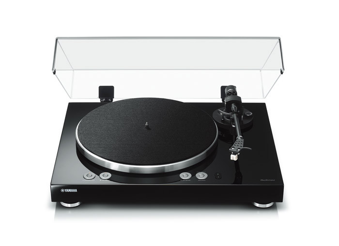 Krok w przyszłość – gramofon Yamaha MusicCast VINYL 500