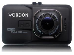 VORDON DVR-140: prosty rejestrator samochodowy dla każdego kierowcy