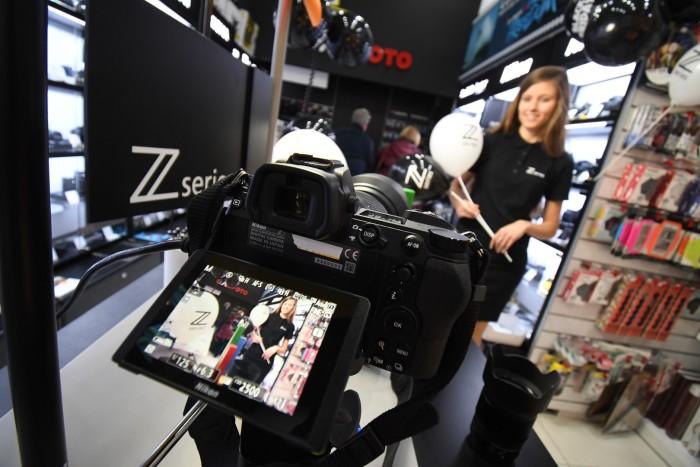 Startuje Roadshow Nikon Z w salonach sieci AB FOTO