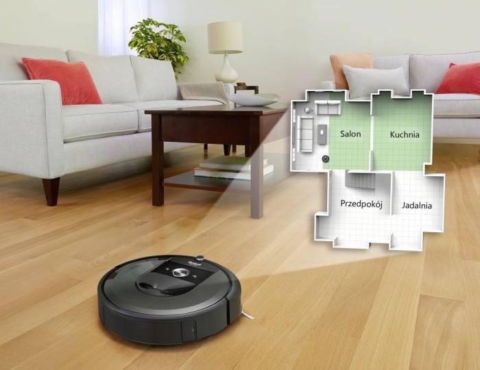 Granice iRobota Roomba