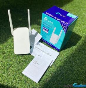 Mesh Wi-Fi Extender RE315 od TP-LINK